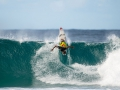 Gabriel Medina, straight up at Snapper Rocks. Photo courtesy of FCS.